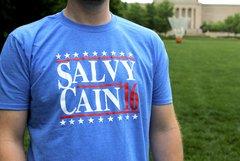 Salvy/Cain '16 Shirt