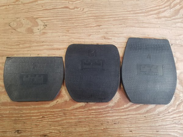 Castle Plastics Full Wedge Pad
