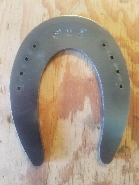 "Double S 1/4"" x 1 1/4"" Futurity (SM) Sliding Plate"