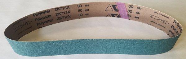 2x36 80 Grit Belt