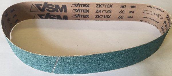 2x36 60 Grit Belt