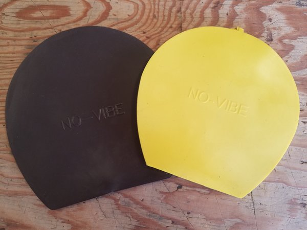No-Vibe Flat Pads