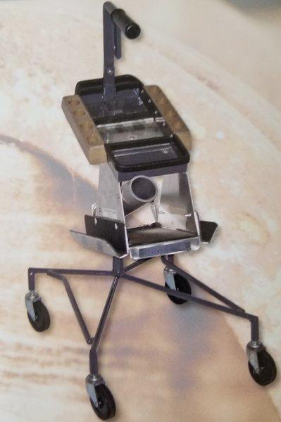 Yoder Cruiser Tool Box
