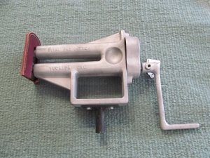 Duvall Pad Cutter