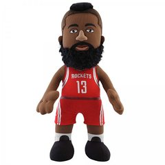 "Houston Rockets James Harden 10"" Plush Figure"
