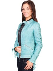 Scully Leather Lamb Skin Lady's Jacket