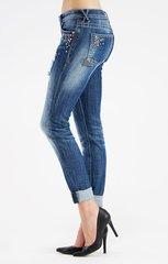 Grace In LA Flag Stud Jeans