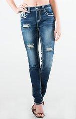 Grace IN LA Swirl Pocket Jeans-SALE