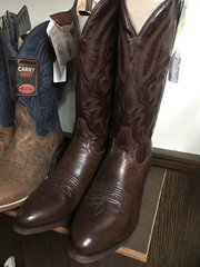 Roper Mens Brown Western Boots