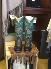 Roper ladies Art of the Horse western boots