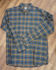 Men's Cinch Plaid Button Up