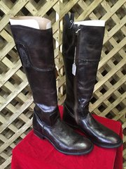 ladies english boots
