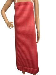 Mega Size Waterproof Aprons, Butchers Stripe style, choice of colour, size 90cm wide x 120cm long (top of bib to bottom hem) Could easily be shortened. RED