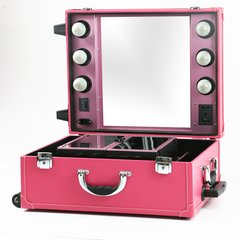 Lighted Portable make-up case-Best price