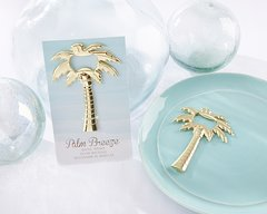 Palm Breeze Gold Bottle Opener