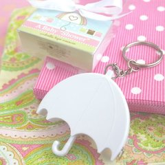 """A Baby Shower"" Umbrella Tape Meausure Favour"