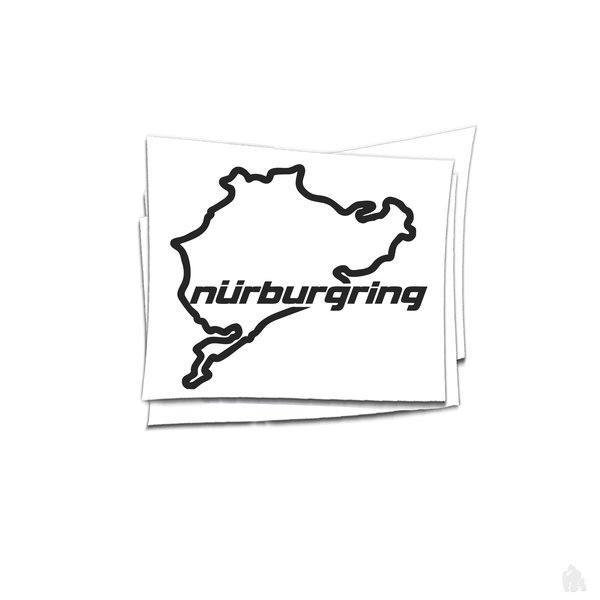 Nürburgring sticker