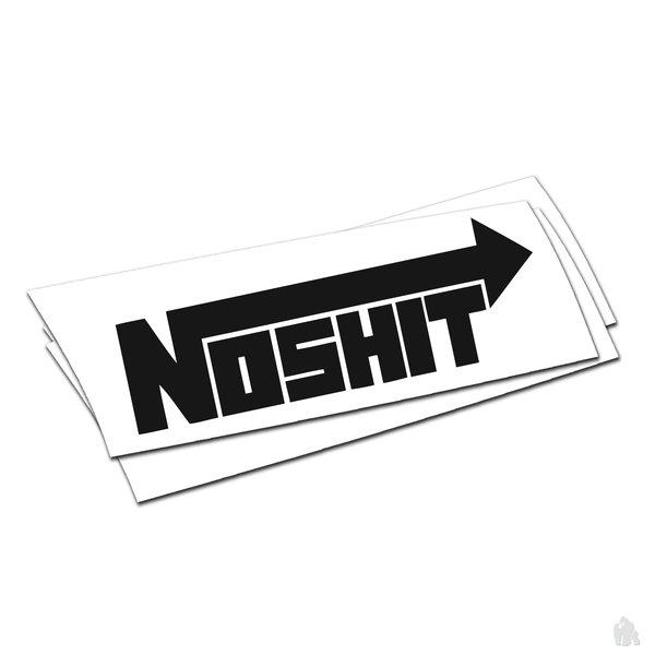 no shit NOS sticker