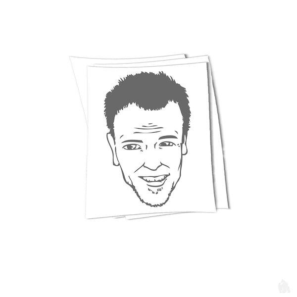 JDM Joey sticker