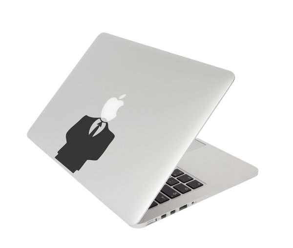 Macbook pro Anonymous anon decal