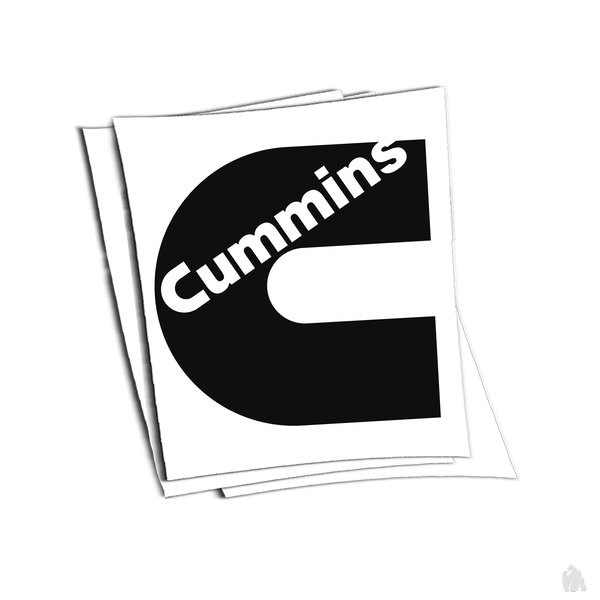 cummins sticker