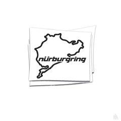 Nürburgring sticker