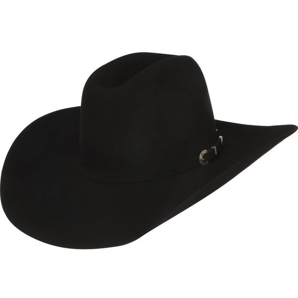 AMERICAN HAT COMPANY 7X OPEN CROWN HAT