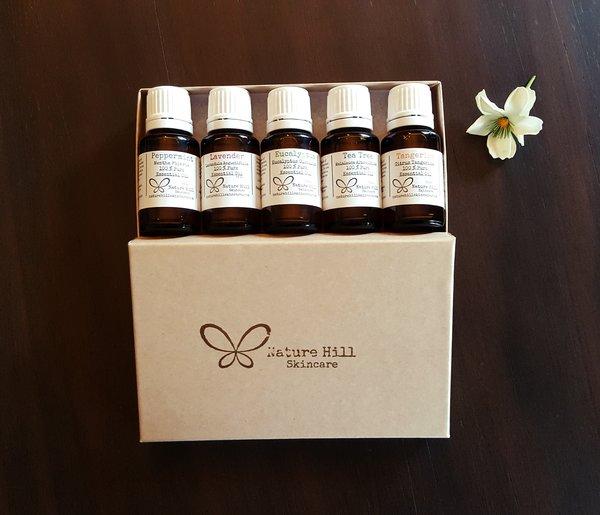 Nature Hill Skincare Essential Oil Starter Kit