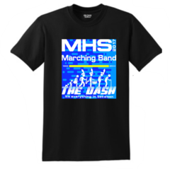 2017 MHS Band Shirt-LAST CALL!