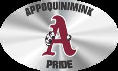 Appo Pride Decal