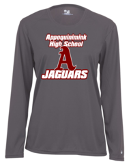 AHS LS Performance Tee - Ladies