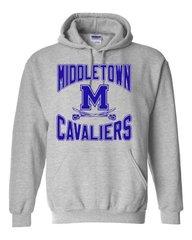 Middletown Cav Ash Hoodie