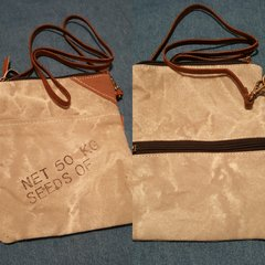 TOTES - Seed Crossbody Tote