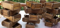 HOME - Antique Wooden Brick Molds