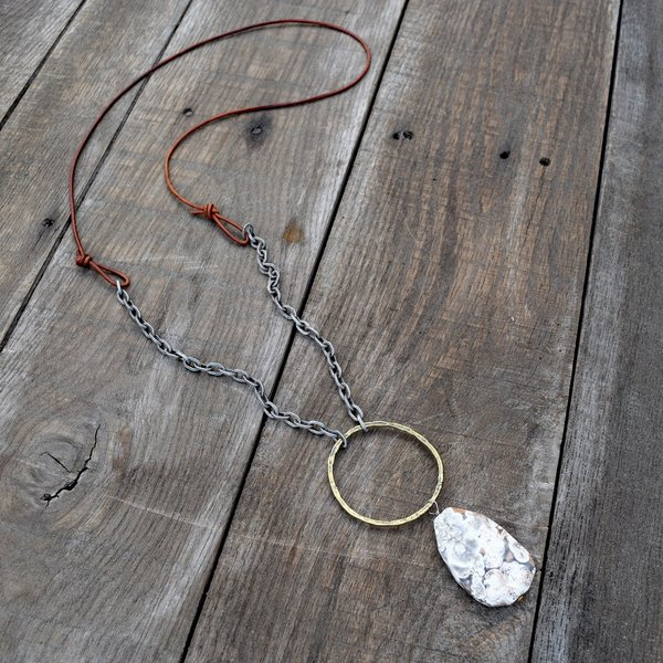 Cripple Creek Antiqued Gold Amy Wells Designs