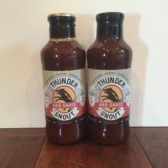 ThunderSnout BBQ Sauce - Classic Flavor - 2 - 20 ounce bottles