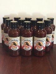 ThunderSnout BBQ Sauce - Classic Flavor - 1 case - (12 - 20 ounce bottles)