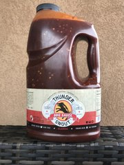 ThunderSnout BBQ Sauce - Classic Flavor - 1 Gallon Plastic Jug - Contact us for pricing