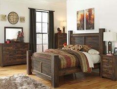 Quinden Bedroom Set
