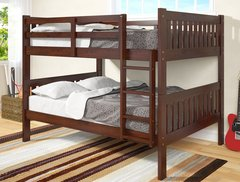 1015 Full over Full Bunk Bed