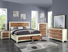 SETB1200 BUCKLEY BEDROOM GROUP