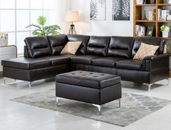 Barry Sectional Espresso