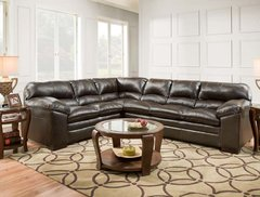Bingo Brown Sectional