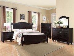 Sommer Bedroom Set (Black)