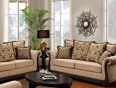 WASHINGTON 6000 SOFA AND LOVESEAT