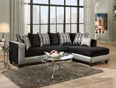 Darko Blanco Sectional