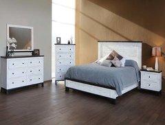 Antique White Bedroom Set