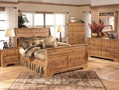 Bittersweet Sleigh Bedroom Set
