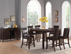 SETD2768ESP ARIANA CTR HEIGHT DINING ROOM GROUP