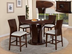 SETD2734WH DARIA CTR HEIGHT DINING ROOM GROUP